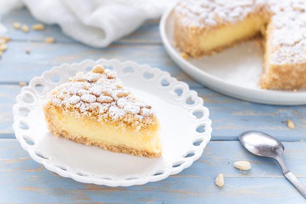 torta della nonna corso di pasticceria dello spazio molino